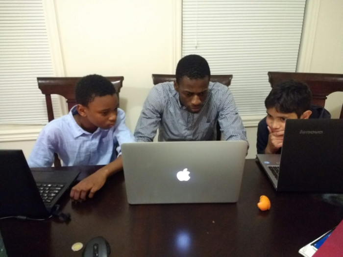 What I Learned from Teaching Two Kids How To Code