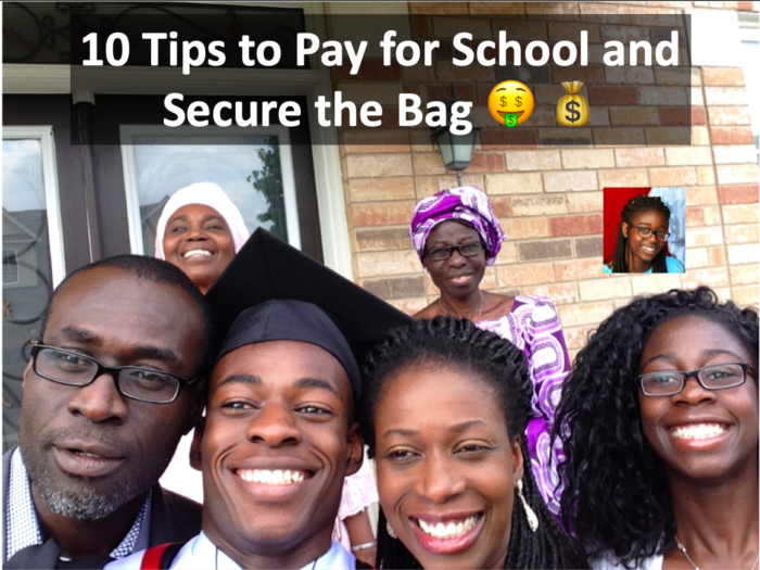 10 Tips to Pay for University or College and Secure the Bag 🤑 💰