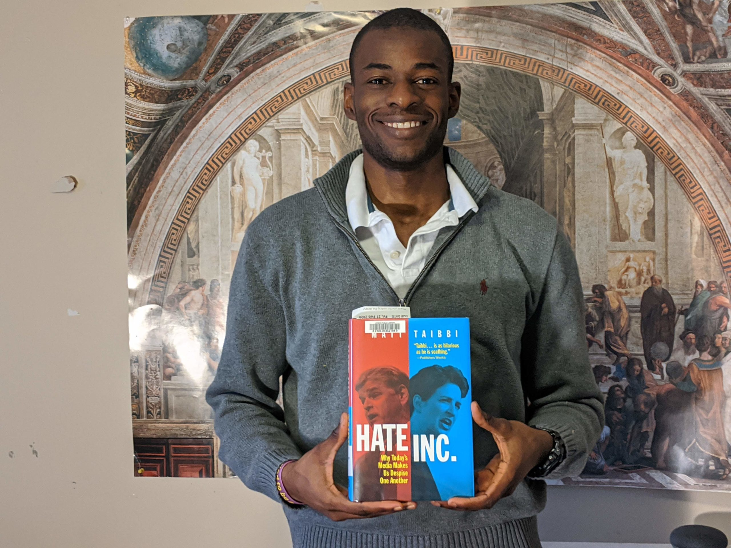 Hate Inc. Book Notes: Political Media's Business Model involves Manipulating your Emotions